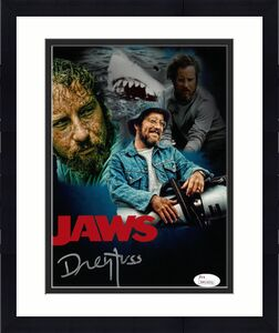 Richard Dreyfuss signed Jaws 8x10 Photo Collage- JSA Witnessed Hologram