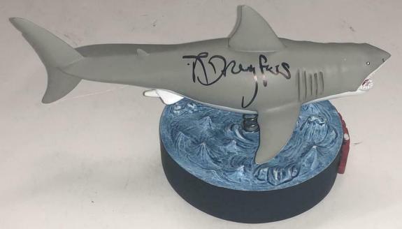 Richard Dreyfuss Signed Jaws Statue Authentic Autograph Proof Beckett Coa A