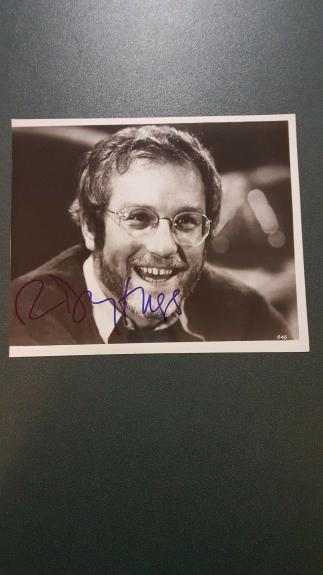Richard Dreyfuss-signed photo - coa - 3