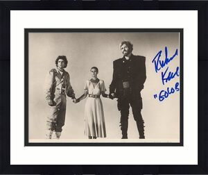 "Richard Kiel ""golob"" 1969 Original 8x10 Signed Autographed Photo Jsa Cc31623"