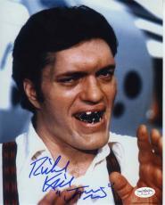 Richard Kiel James Bond Autographed Signed 8x10 Photo Certified Authentic JSA