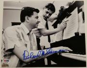 RICHARD M. SHERMAN Signed 8x10 Photo #2 DISNEY Song Writer PSA/DNA COA