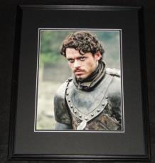 Richard Madden Game of Thrones Robb Stark Framed 11x14 Photo Poster