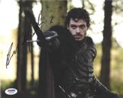 Richard Madden Game Thrones Autographed Signed 8x10 Photo Certified PSA/DNA COA