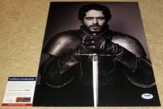 Richard Madden Signed 11x14 Game of Thrones Klondike Cinderella PSA/DNA