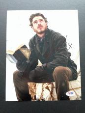 Richard Madden Signed 8x10 Photo Autograph Psa Coa Klondike Bill Haskell Proof
