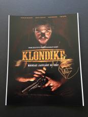 Richard Madden & Tim Roth Signed 8x10 Photo Autograph Klondike Cast