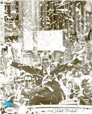Richard Nixon autographed 8x10 Photo with JSA Authentication