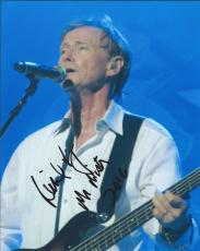 Richard Page Signed Autographed 8x10 Photo Ringo Starr All Star Band Mr Mister B