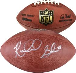 Richard Sherman Seattle Seahawks Autographed Duke Pro Football