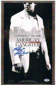 Richie Roberts Signed American Gangster 11x17 Movie Poster PSA/DNA COA Autograph