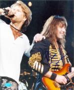 Richie Sambora autographed 8x10 photo (Bon Jovi Guitarist) Image #1