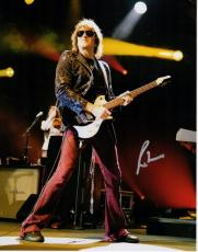 Richie Sambora Signed - Autographed BON JOVI 11x14 Photo