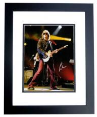 Richie Sambora Signed - Autographed BON JOVI 11x14 Photo BLACK CUSTOM FRAME