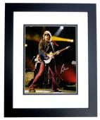 Richie Sambora Signed - Autographed BON JOVI 11x14 inch Photo BLACK CUSTOM FRAME - Guaranteed to pass PSA or JSA