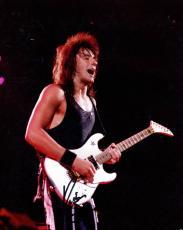 Richie Sambora Autographed Bon Jovi Signed 8x10 Photo AFTAL
