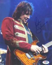 RICHIE SAMBORA Bon Jovi Autographed Signed 8x10 Photo PSA/DNA COA