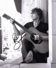 Richie Sambora Bon Jovi Signed 8X10 Photo Autographed BAS #B51432