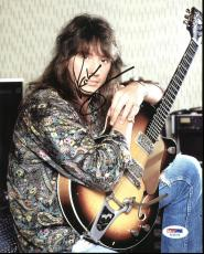 Richie Sambora Bon Jovi Signed 8X10 Photo Autographed PSA/DNA #AC45174