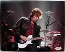Richie Sambora Signed 8x10 Photo Jon Bon Jovi PSA/DNA