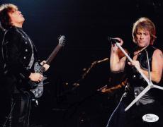 Richie Sambora Signed 8x10 Photo w/JSA COA P70362 Bon Jovi