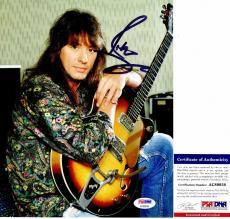 Richie Sambora Signed - Autographed BON JOVI Guitarist 8x10 Photo with PSA/DNA Authenticity