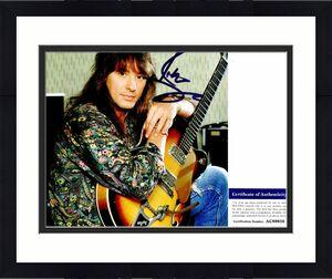 Richie Sambora Signed - Autographed BON JOVI Guitarist 8x10 inch Photo with PSA/DNA Certificate of Authenticity (COA)