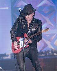 Richie Sambora signed Bon Jovi guitarist 8x10 photo w/coa
