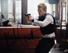Rick Cosnett Signed 8x10 Photo w/COA The Vampire Diaries Flash