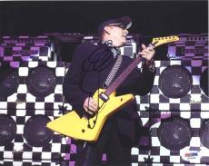 Rick Nielsen Cheap Trick Autographed Signed 8x10 Photo Authentic PSA/DNA COA