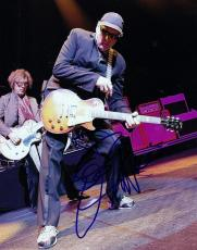 Rick Nielsen Signed 8x10 Photo w/COA Cheap Trick Grim Reapers Fuse #2