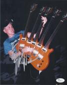 Rick Nielsen Signed Cheap Trick Color 8x10 Photo Autograph Authentic Jsa Coa
