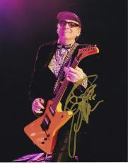 Rick Nielsen signed music 8x10 Photo w/COA Cheap Trick - Dream Police #2