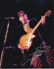 Rick Nielsen signed music 8x10 Photo w/COA Cheap Trick - Dream Police #3