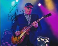 Rick Nielsen signed music 8x10 Photo w/COA Cheap Trick - Dream Police #4