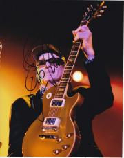 Rick Nielsen signed music 8x10 Photo w/COA Cheap Trick - Dream Police #7