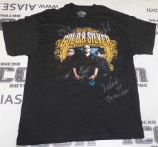 Rick Richard Sr Corey Harrison Chumlee Cast Signed Pawn Stars Shirt PSA/DNA COA