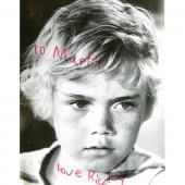 Ricky Schroder Autographed 3x5 Photo