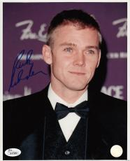 Ricky Schroder autographed signed auto 8x10 tuxedo photo (JSA COA)