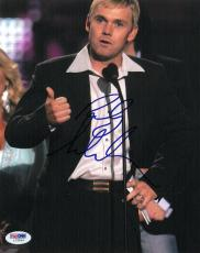 Ricky Schroder Signed Authentic Autographed 8x10 Photo (PSA/DNA) #I72614