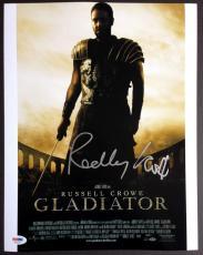 Ridley Scott Signed 11x14 Photo Autograph Psa Dna Coa Director Gladiator