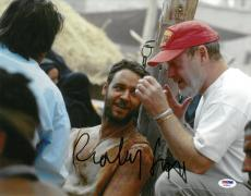 Ridley Scott Signed Gladiator Authentic Autographed 11x14 Photo PSA/DNA #AC45512