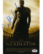 Ridley Scott Signed Gladiator Authentic Autographed 8x10 Photo PSA/DNA #AB35606