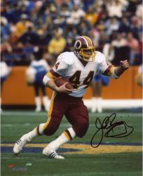 "John Riggins Washington Redskins Autographed 8"" x 10"" Run Photograph"