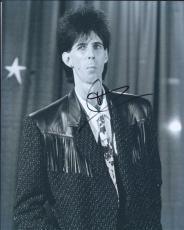 Rik Ocasek Signed Autographed 8x10 Photo The Cars Lead Singer