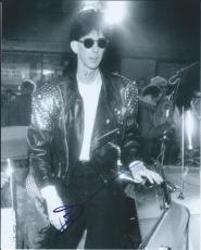 Rik Ocasek Signed Autographed 8x10 Photo The Cars Lead Singer C