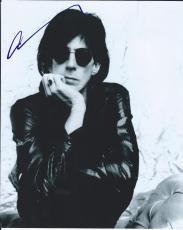 Rik Ocasek Signed Autographed 8x10 Photo The Cars Lead Singer E