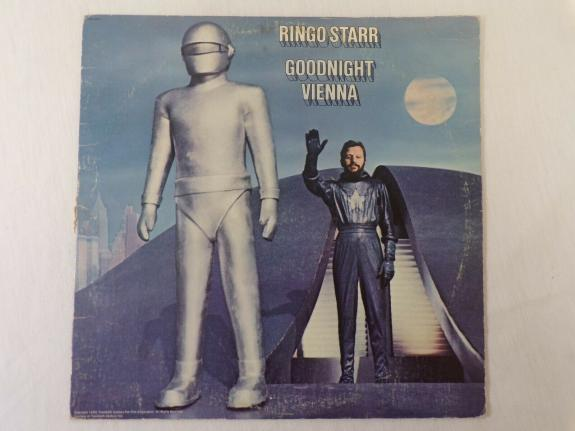 Ringo Starr Goodnight Vienna 1974 Vinyl LP Record Album SW-3417