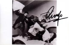 Ringo Starr Signed Beatles In The Beginning 6x4 Photo UACC RD COA AFTAL
