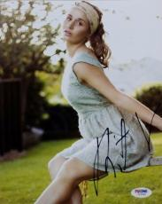 Rita Volk Signed 8x10 Photo PSA/DNA Auto Autograph Y10958 Faking It